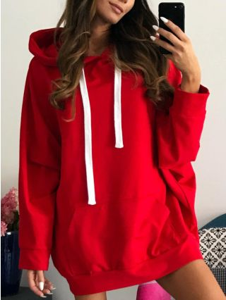 Fall and Winter New Long Sleeve Loose Casual Hoodies