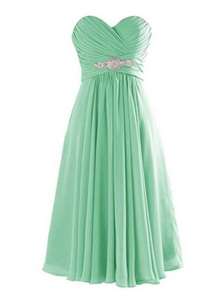 Tube Top Homecoming Dress Green Dress Strapless Rhinestone Open Back Lace-up Short Party Evening Dresses